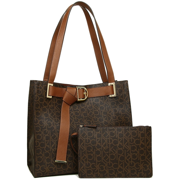 Calvin Klein Tote Bag Outlet Lady S H7gbj6aq B8l Brown