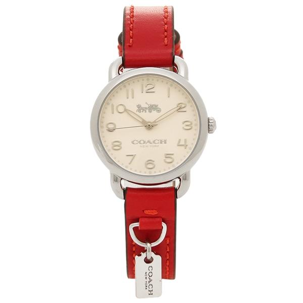 コーチ COACH 腕時計 レディース レッド COACH 14502814 腕時計 レッド シルバー, ソラチグン:e70468f4 --- sunward.msk.ru