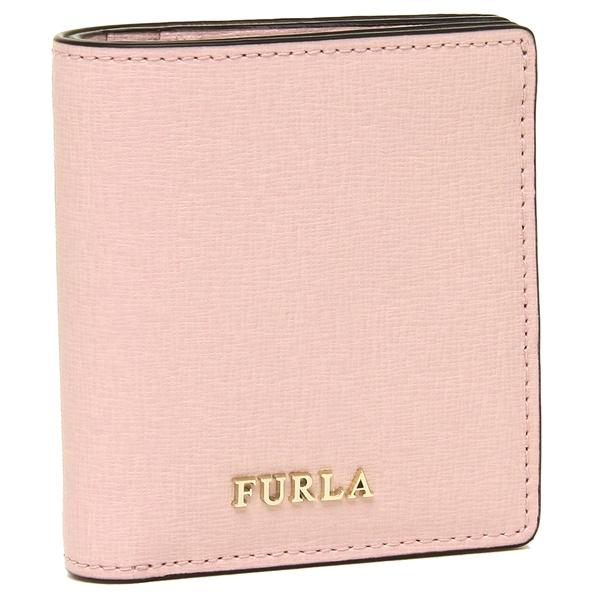 【4時間限定ポイント10倍】【返品OK】フルラ 折財布 レディース FURLA 962929 PR74 B30 LC4 ピンク