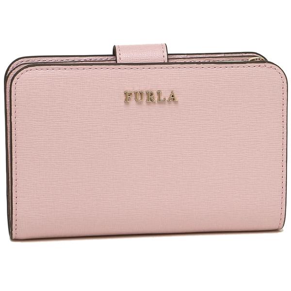 【4時間限定ポイント10倍】フルラ 折財布 レディース FURLA 962981 PR85 B30 LC4 ピンク