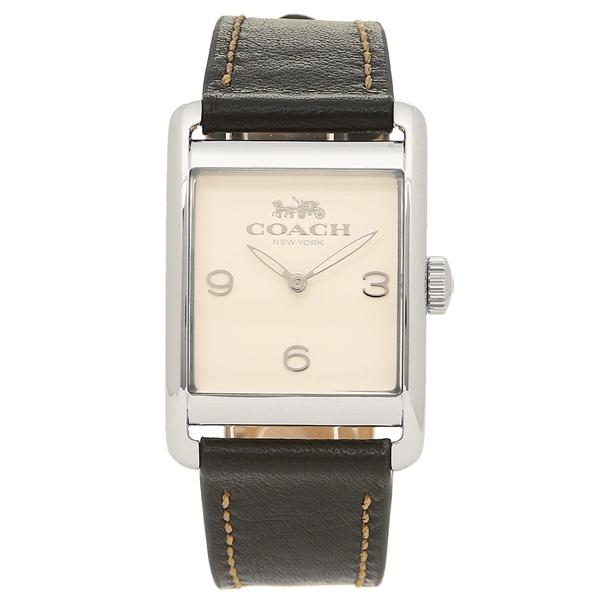 【4時間限定ポイント10倍】コーチ 腕時計 レディース COACH 14502830 ブラック ホワイト