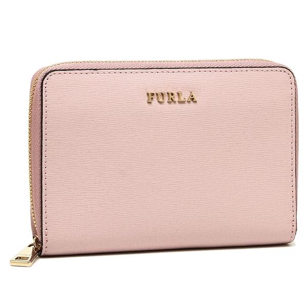 【24時間限定ポイント5倍】フルラ 折財布 レディース FURLA 963112 PT16 B30 LC4 ピンク