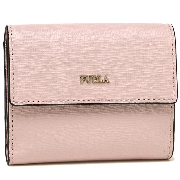 【24時間限定ポイント5倍】フルラ 折財布 レディース FURLA 963512 PZ10 B30 LC4 ピンク