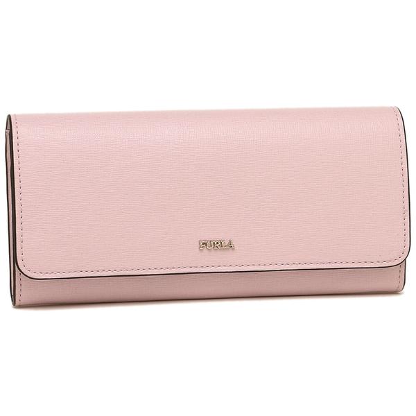 【4時間限定ポイント10倍】フルラ 長財布 レディース FURLA 963364 BAB PU02 B30 LC4 ピンク