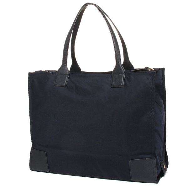Tolly Birch Tote Bag Outlet Lady S Tory Burch 46196 405 Navy