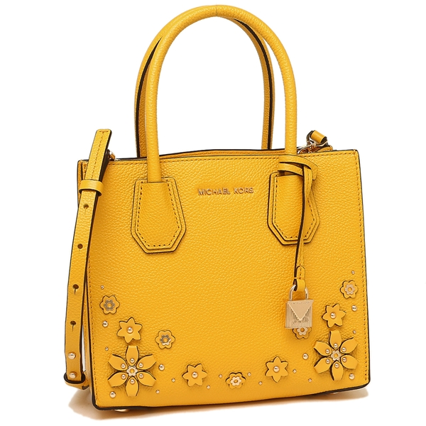 Michael Kors Tote Bag Shoulder Lady S 30t8gm9m2y 719 Yellow