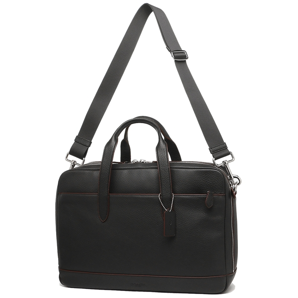 Coach Business Bag Outlet Men F11312 Nilet Black