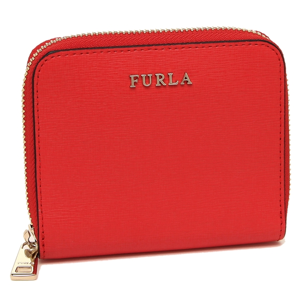 フルラ 折財布 レディース FURLA 962129 PR84 B30 DET オレンジ
