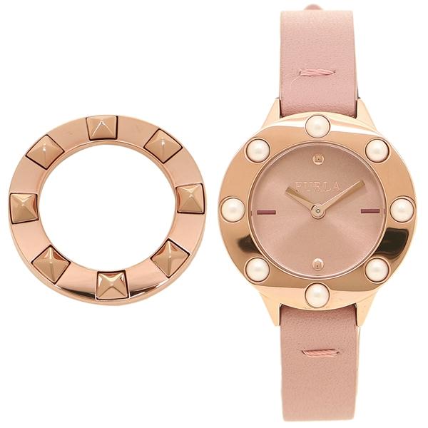 フルラ 腕時計 レディース FURLA 976428 R4251116501 LC4 ピンク ゴールド