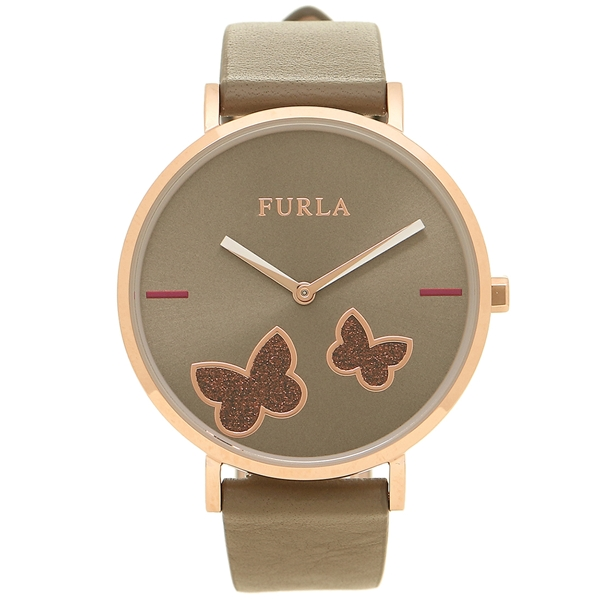 【2時間限定ポイント10倍】フルラ 腕時計 レディース FURLA 976455 R4251113510 1G0 ライトグレー ゴールド