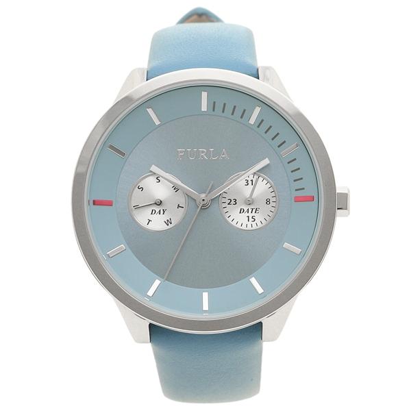 【6時間限定ポイント10倍】【返品OK】フルラ 腕時計 レディース FURLA 976479 R4251102548 BPV ライトブルー シルバー