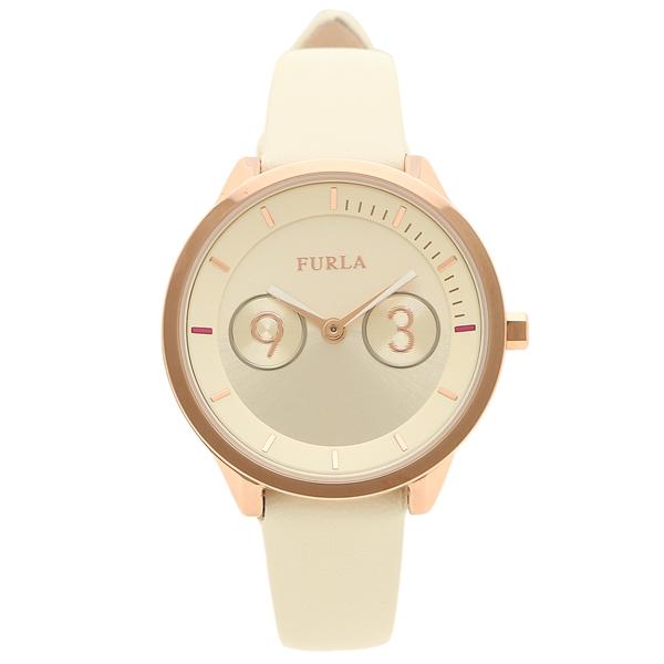 フルラ 腕時計 レディース FURLA 976483 R4251102542 PET ホワイト ゴールド