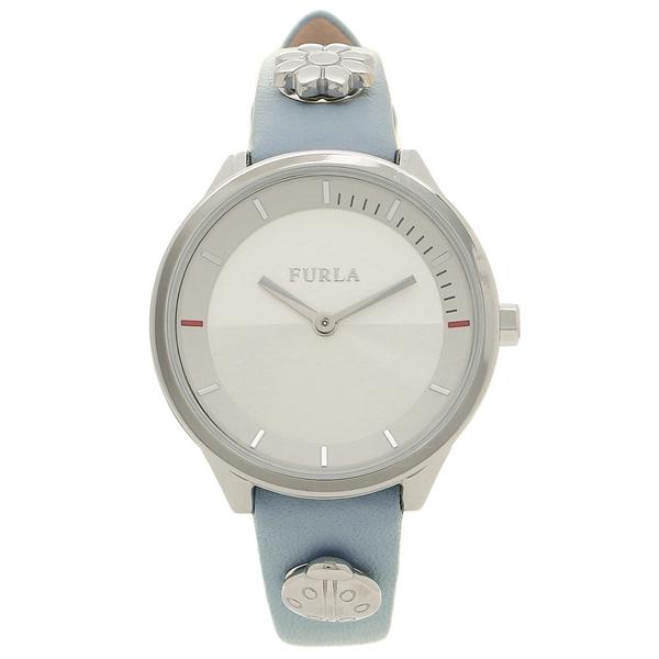 【返品OK】フルラ 腕時計 レディース FURLA 976519 R4251112508 SBB ライトブルー シルバー