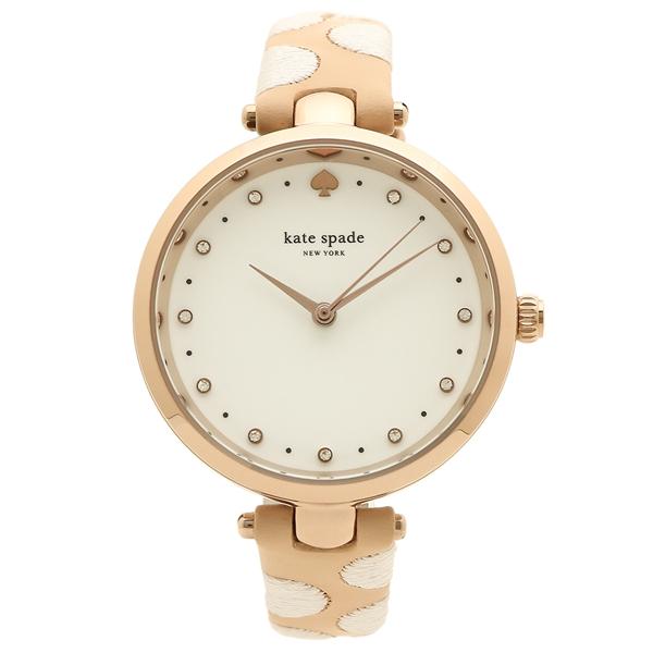 【4時間限定ポイント10倍】ケイトスペード 腕時計 レディース KATE SPADE KSW1450 ヌードピンク ピンクゴールド