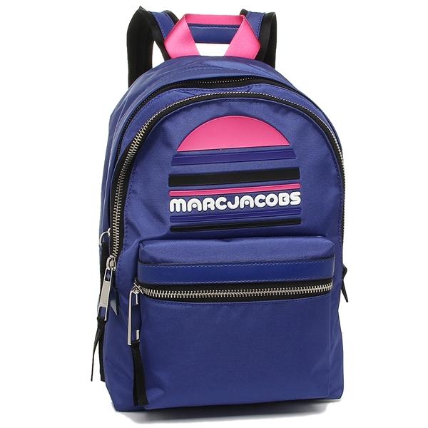 【6時間限定ポイント5倍】マークジェイコブス リュック レディース MARC JACOBS M0014035 454 ブルー