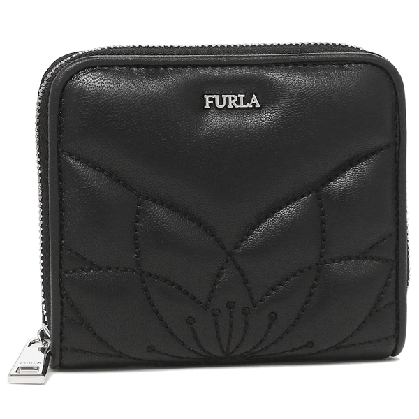 フルラ 二つ折り財布 レディース FURLA 962516 O60 PZ68 2Q0 ブラック