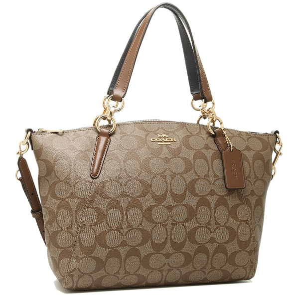Coach Tote Bag Shoulder Outlet Lady S F28989 Ime74 Brown