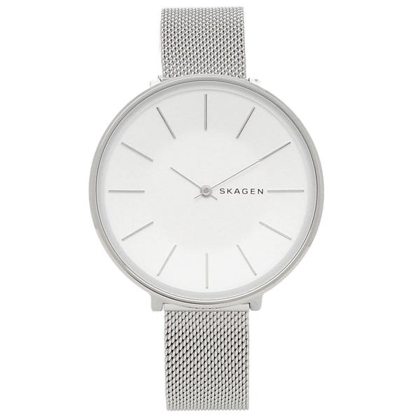 【4時間限定ポイント10倍】スカーゲン 腕時計 レディース SKAGEN SKW2687 シルバー