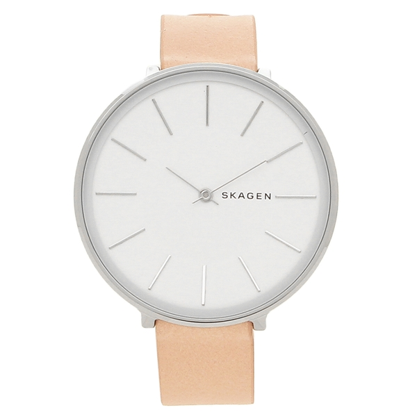 スカーゲン 腕時計 レディース SKAGEN SKW2690 シルバー ピンク ホワイト