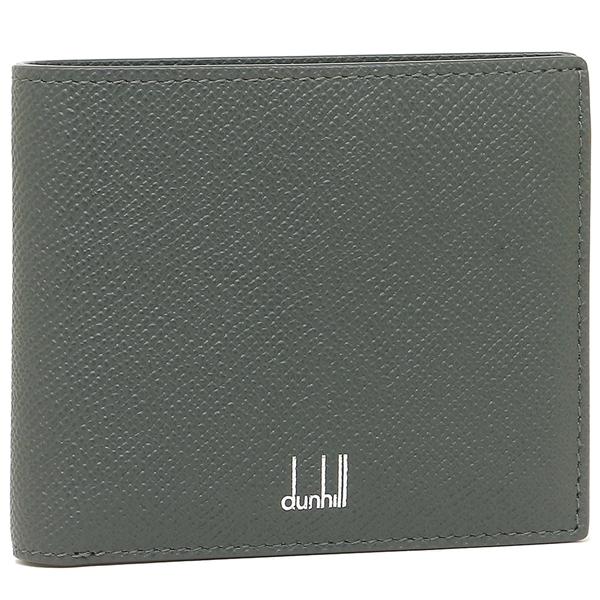 ダンヒル 折財布 メンズ DUNHILL 18F2300CA 030 グレー
