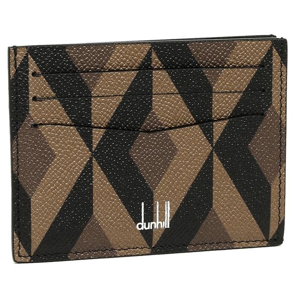 ダンヒル カードケース メンズ DUNHILL 18F230CCT 201 ブラウン
