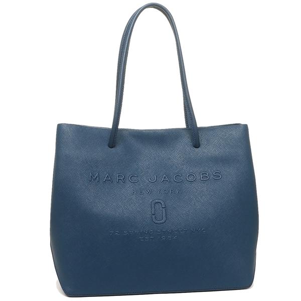 【6時間限定ポイント5倍】マークジェイコブス トートバッグ レディース MARC JACOBS M0011046 426 ブルー