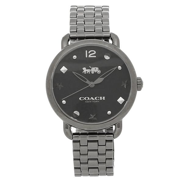 【4時間限定ポイント5倍】コーチ 腕時計 レディース COACH 14502812 ブラック