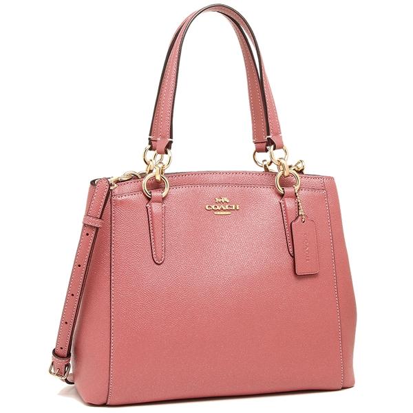 Coach Handbag Shoulder Bag Outlet Lady S F13683 Impeo Pink