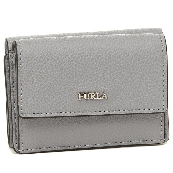 【4時間限定ポイント10倍】フルラ 折財布 レディース FURLA 978898 PZ12 OAS KJN グレー