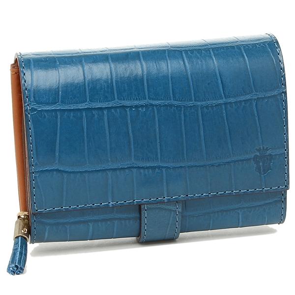 フェリージ 折財布 メンズ FELISI 3500-SA 0021 ブルー