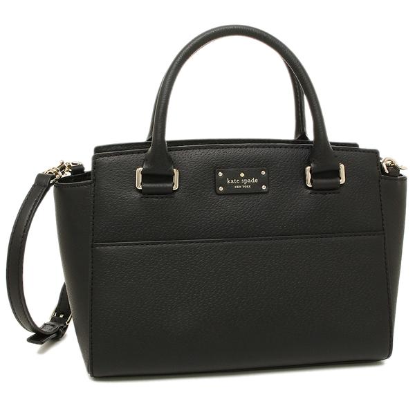 Kate Spade Handbag Shoulder Bag Outlet Lady S Wkru5323 001 Black