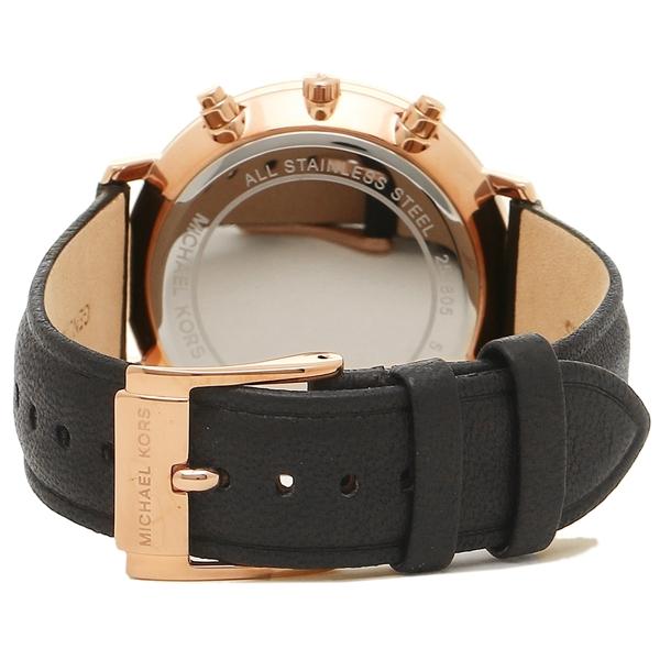57b7ef85d395 マイケルコース腕時計ペアウォッチレディースメンズMICHAELKORSMK3859ブラックローズゴールドホワイト