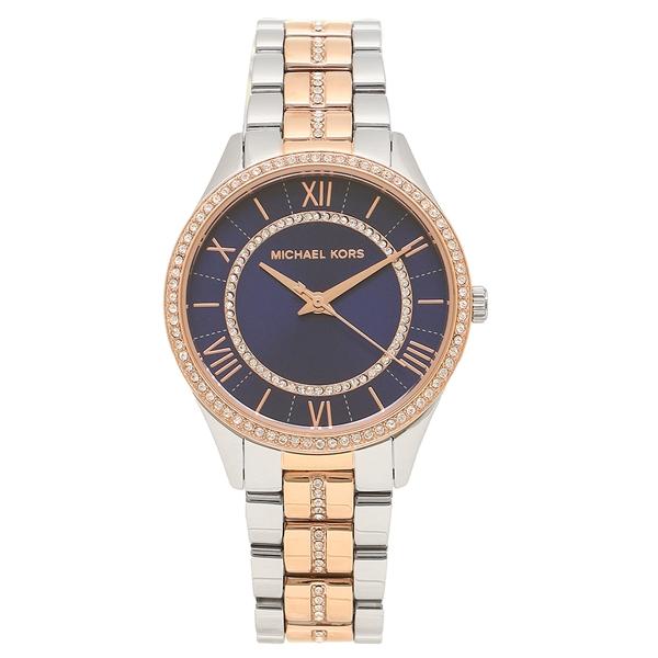 【返品OK】マイケルコース 腕時計 レディース MICHAEL KORS MK3929 シルバー ローズゴールド ブルー