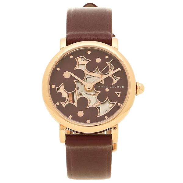 【24時間限定ポイント5倍】マークジェイコブス 腕時計 レディース MARC JACOBS MJ1629 レッドパープル ローズゴールド