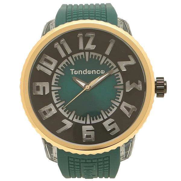 【返品OK】テンデンス 腕時計 レディース/メンズ TENDENCE TY532001 グリーン イエローゴールド