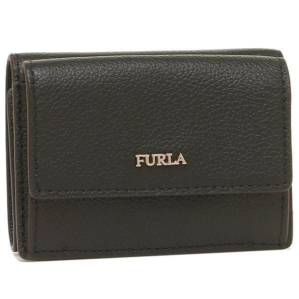 【2時間限定ポイント10倍】フルラ 折財布 レディース FURLA 962286 PZ12 OAS O60 ブラック