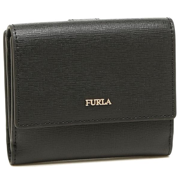 フルラ 折財布 レディース FURLA 978869 PZ57 B30 O60 ブラック