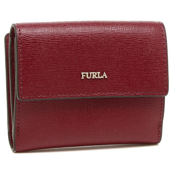 フルラ 折財布 レディース FURLA 984310 PZ10 B30 CGQ レッド