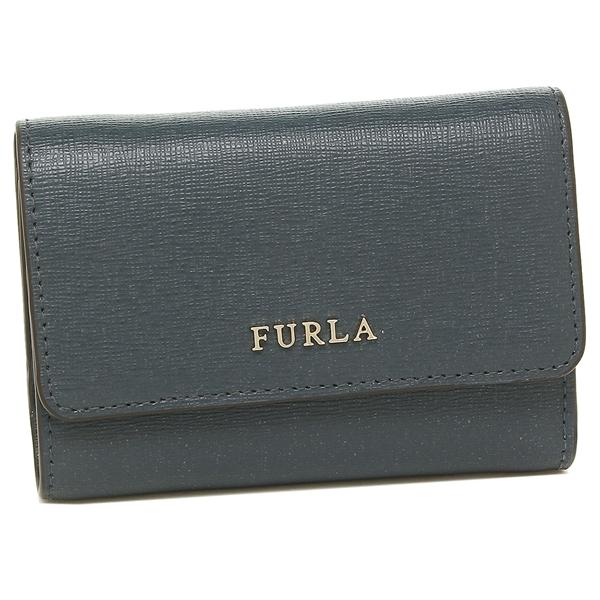 【2時間限定ポイント10倍】フルラ 折財布 レディース FURLA 979035 PR76 B30 ZDG ネイビー