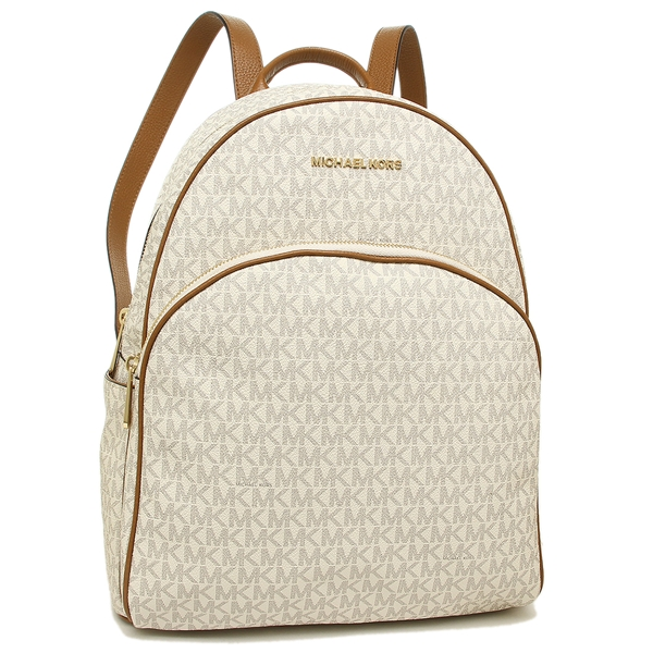 e0e7aba9744e Michael Kors backpack outlet Lady s MICHAEL KORS 35F8GAYB7B VANILLA ACRN  white brown