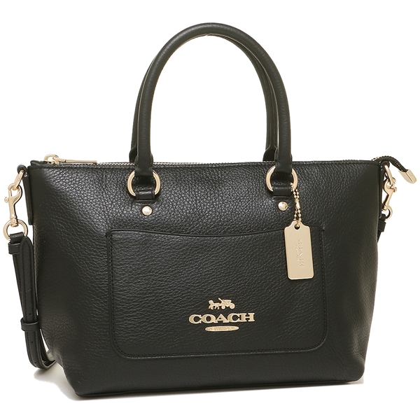 Coach offers luxury handbags