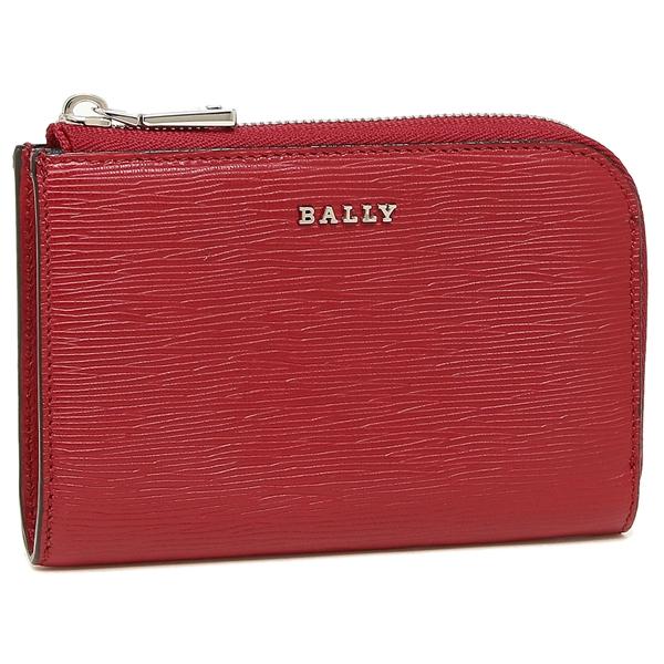 【24時間限定ポイント5倍】バリー カードケース レディース BALLY 6224914 176 レッド