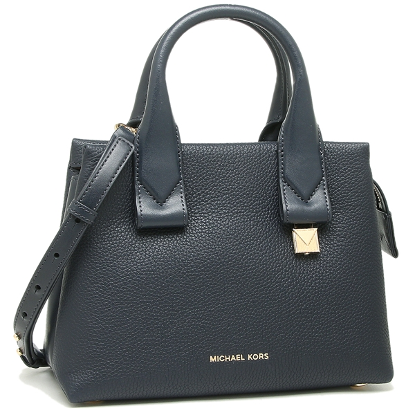 5a3642ef7018 Michael Kors tote bag shoulder bag Lady s MICHAEL KORS 30F8GX3S1L 414 navy