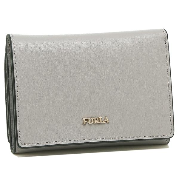 フルラ 折財布 レディース FURLA 978948 PU36 E35 KJN グレー
