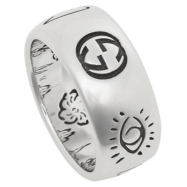 9299fe3241818b Gucci ring accessories men gap Dis GUCCI 455248 J8400 0701 silver ...