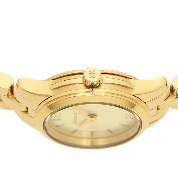 【楽天市場】【24時間限定ポイント10倍】【返品OK】マイケルコース 腕時計 レディース MICHAEL KORS MK6592 イエローゴールド:ブランドショップ AXES