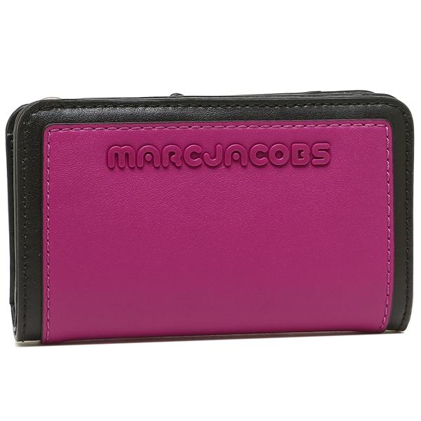 マークジェイコブス 折財布 レディース MARC JACOBS M0014295 608 パープル