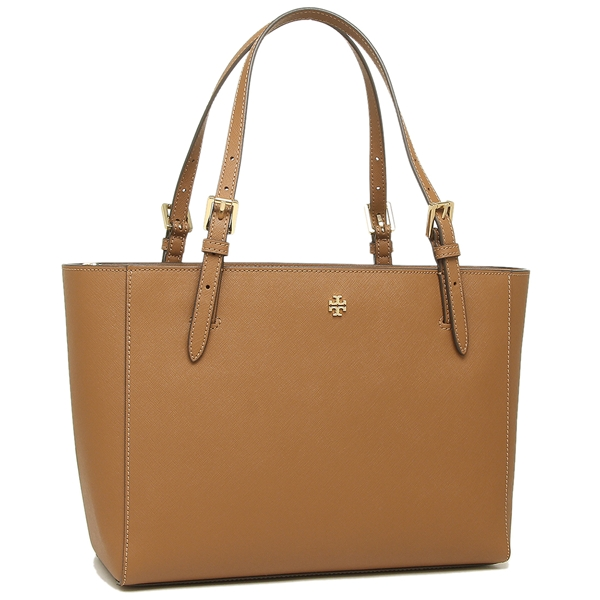 b9790bd4151 Tolly Birch tote bag outlet Lady's TORY BURCH 49127 202 brown
