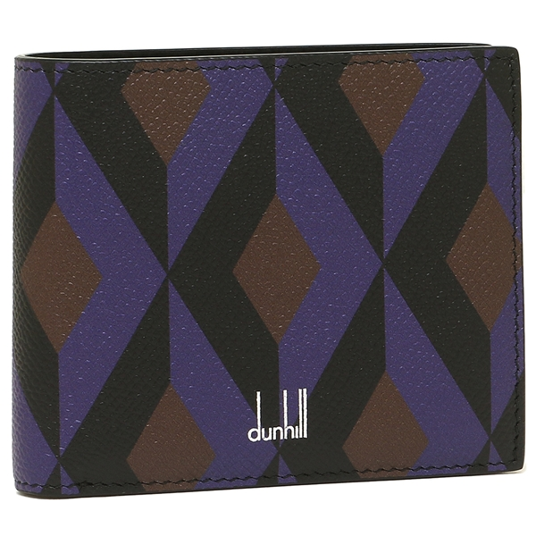 ダンヒル 折財布 メンズ DUNHILL 18F2320CT 540 パープル