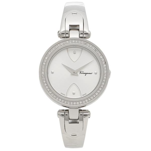 フェラガモ 腕時計 レディース Salvatore Ferragamo FIW040017 シルバー